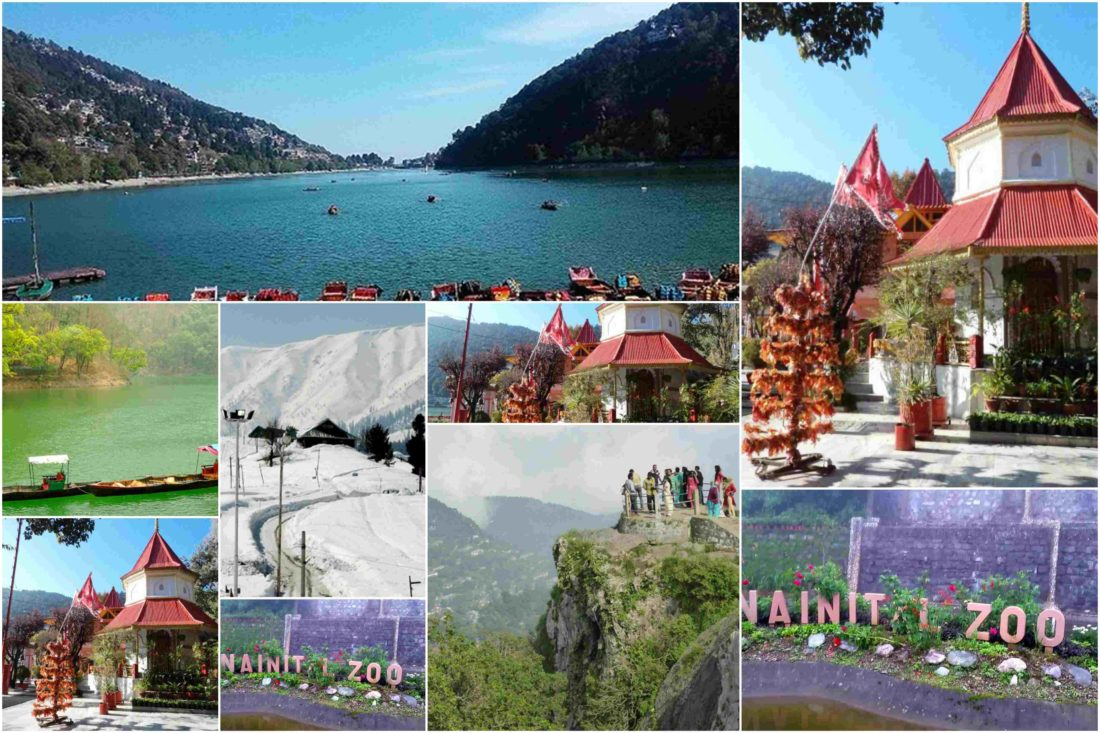 Nainital Sightseeing Places